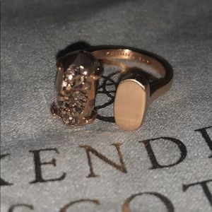 Pryde ring in rose gold